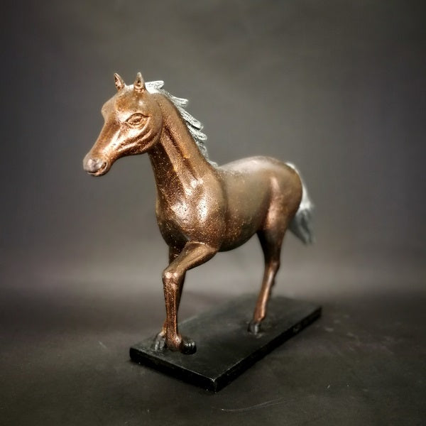 GOLDEN STALLION (ANIMAL COLLECTION GIFT) - Whatever Gift