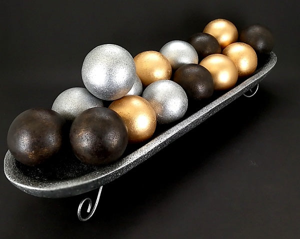 Tray Of Balls (DECOR COLLECTION GIFT) - Whatever Gift
