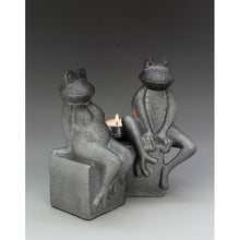 Load image into Gallery viewer, FROG COUPLE BOOKEND (ANIMAL COLLECTION GIFT) - Whatever Gift