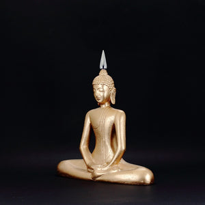 Sitting Buddha Gold (DECOR COLLECTION GIFT) - Whatever Gift