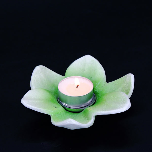 Orchid candle Holder (DECOR OR WEDDING COLLECTION GIFT) - Whatever Gift