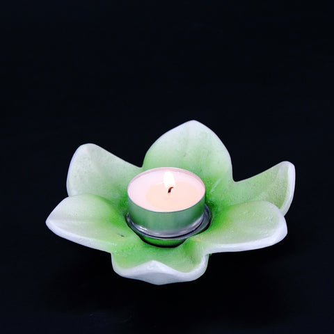 Orchid candle Holder (DECOR OR WEDDING COLLECTION GIFT)