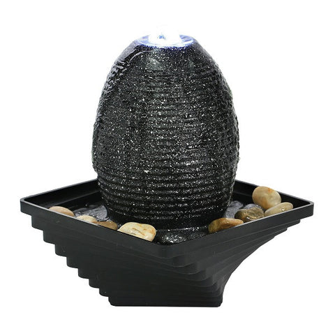 WATER FEATURE-TABLETOP WATER FOUNTAIN RDF 881