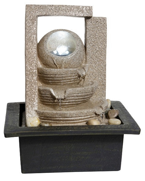 WATER FEATURE-TABLETOP WATER FOUNTAIN RDF 733 - Whatever Gift