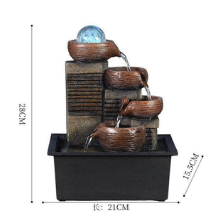 WATER FEATURE-TABLETOP WATER FOUNTAIN RDF 395 - Whatever Gift