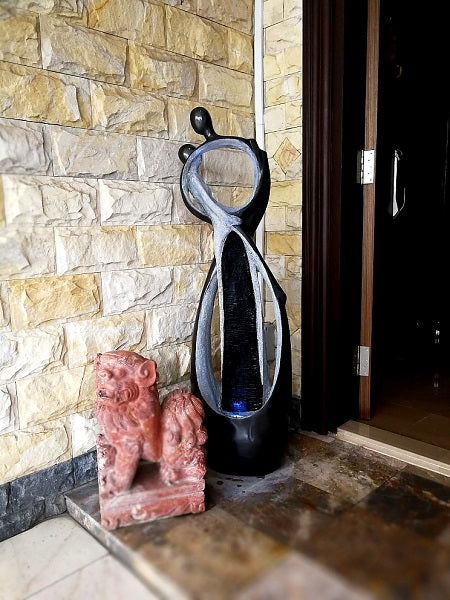 WATER FOUNTAIN-FLOOR STANDING RDF 61056-2 - Whatever Gift