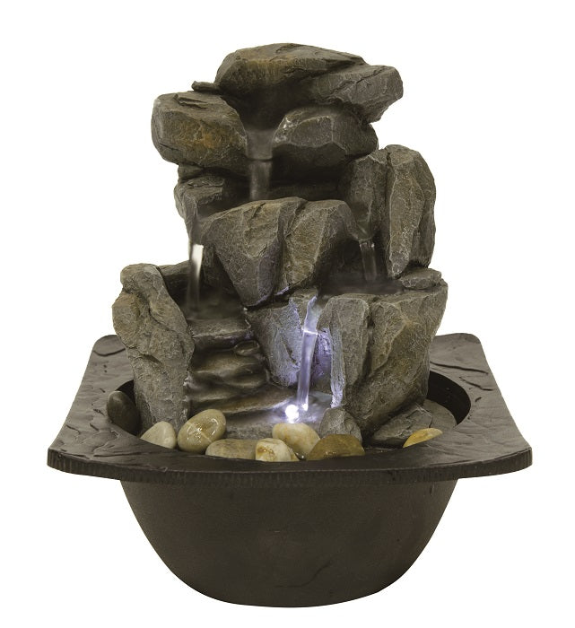WATER FEATURE-TABLETOP WATER FOUNTAIN RDF 61230 - Whatever Gift