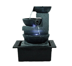 WATER FEATURE-TABLETOP WATER FOUNTAIN RDF 62038 - Whatever Gift
