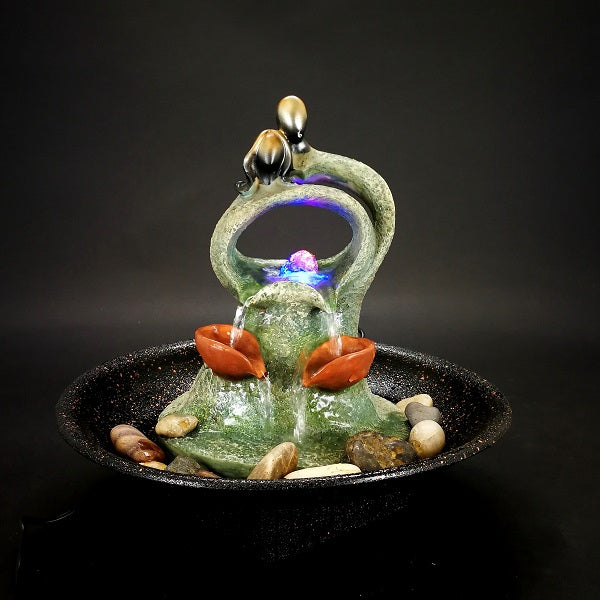WATER FEATURE-TABLETOP WATER FOUNTAIN RDF 662