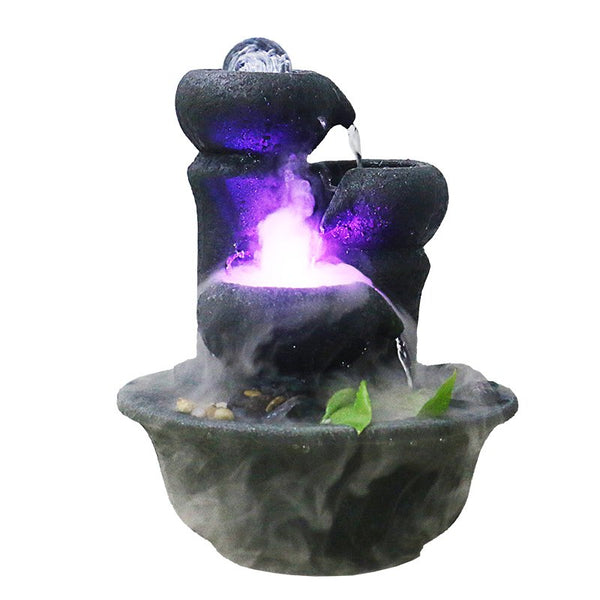 WATER FEATURE-TABLETOP WATER FOUNTAIN RDF 66963 - Whatever Gift
