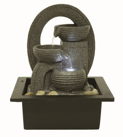 WATER FEATURE-TABLETOP WATER FOUNTAIN RDF 210