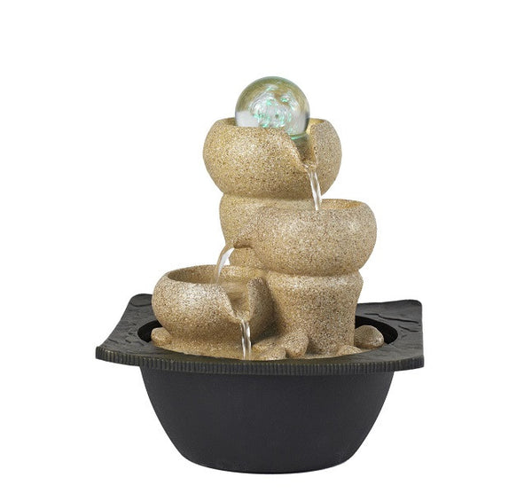 WATER FEATURE-TABLETOP WATER FOUNTAIN RDF 965 - Whatever Gift