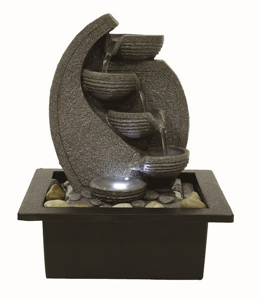 WATER FEATURE-TABLETOP WATER FOUNTAIN RDF 208 - Whatever Gift