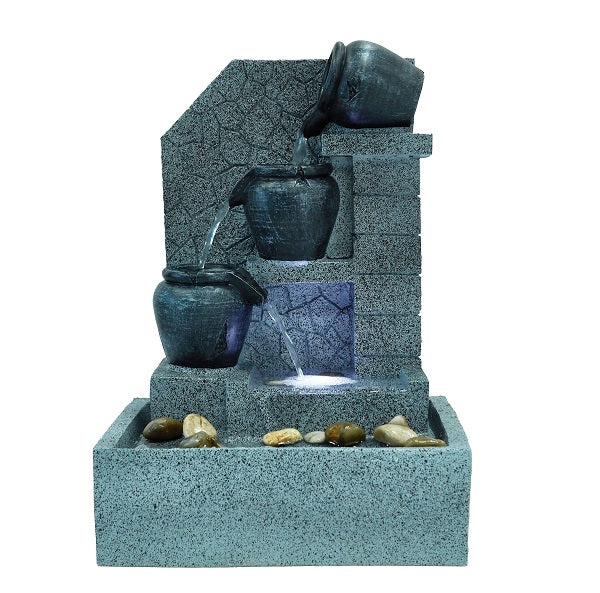 WATER FEATURE-TABLETOP WATER FOUNTAIN RDF 62069 - Whatever Gift