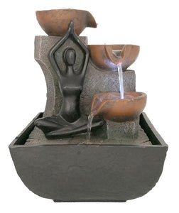 WATER FEATURE-TABLETOP WATER FOUNTAIN RDF 61852 - Whatever Gift