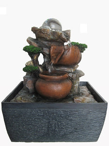 WATER FEATURE-TABLETOP WATER FOUNTAIN RDF 61141 - Whatever Gift