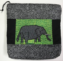 "Pouch, 9"" x 9"""