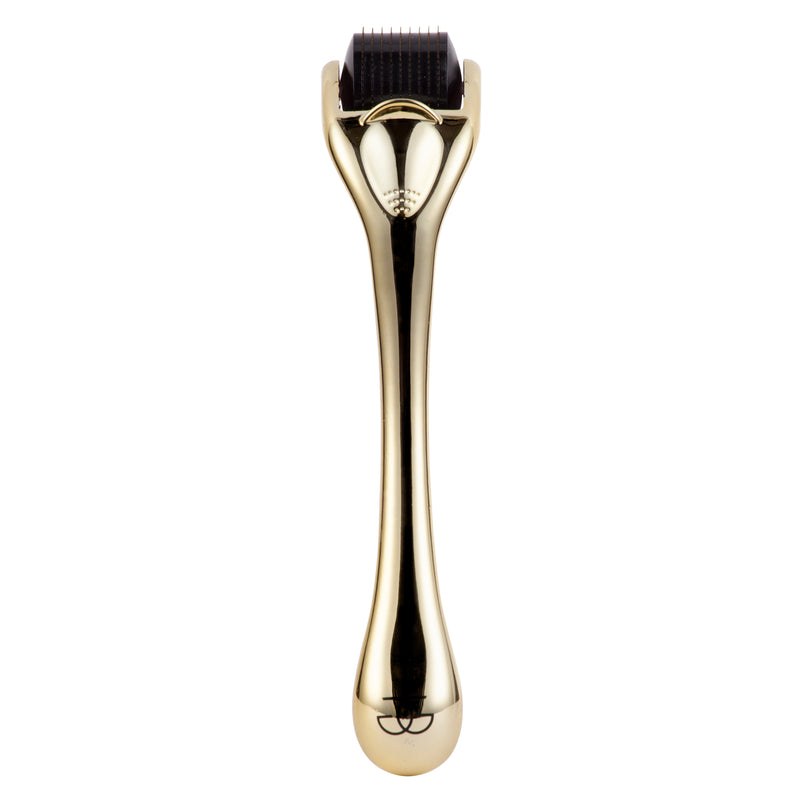 GG 1.0mm Face Roller in Gold