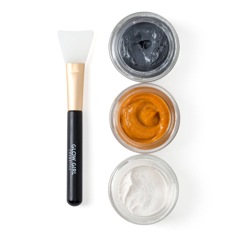 Complete Face Mask Trio Kit (plus FREE Roll & Repair Face System)