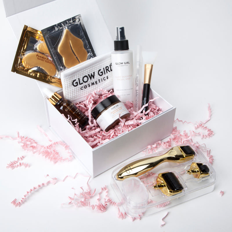 Glow Girl Face and Body 4-in-1 Kit