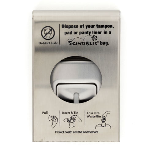 SDSS Standard Dispenser Stainless Steel