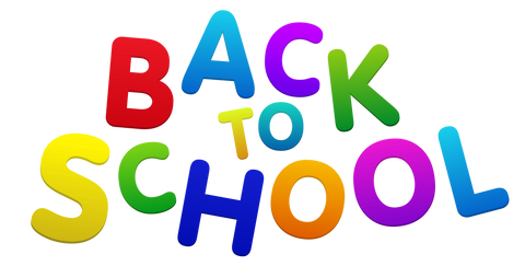 Back to School is here...