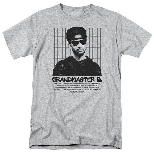 Married With Children - Grandmaster B Short Sleeve Adult 18/1 - The Fugly Mug Company
