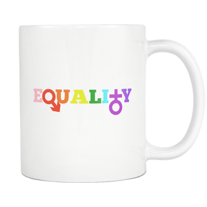 Equality Mug - The Fugly Mug Company