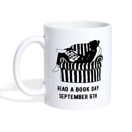 Read a Book Day Mug - The Fugly Mug Company
