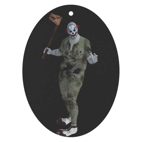 Creepy Clown Fugly Fresheners - Multiple Scents - The Fugly Mug Company
