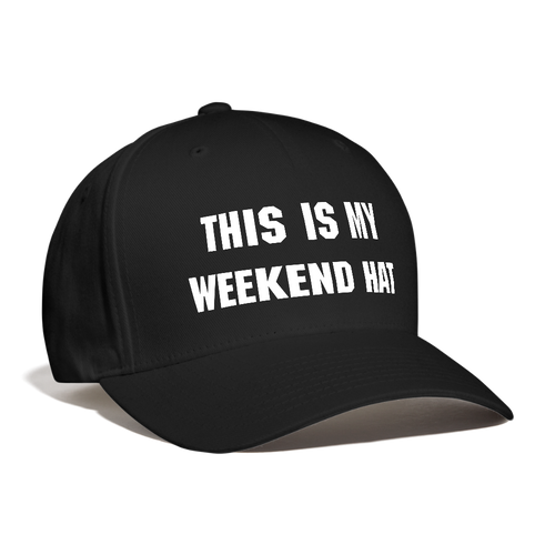 Weekend Ball Cap - The Fugly Mug Company