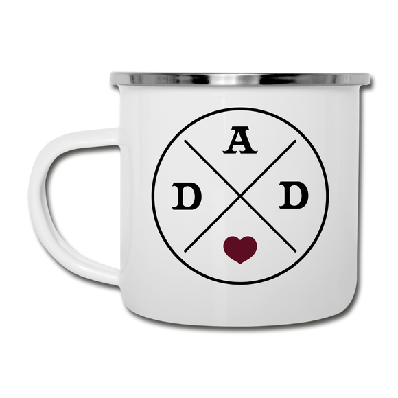 Love Dad Camper Mug - The Fugly Mug Company