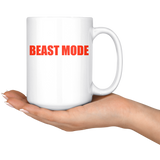 Beast Mode Mug - The Fugly Mug Company
