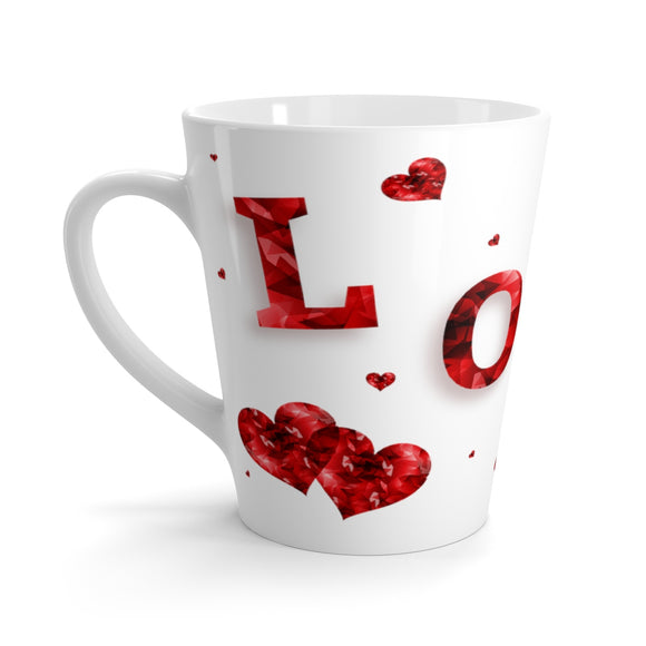 Love Latte mug - The Fugly Mug Company