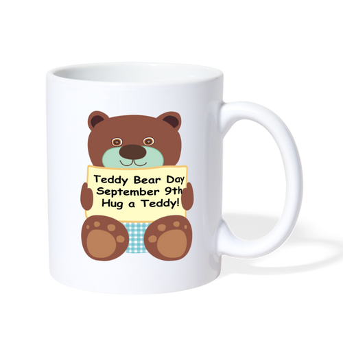 Teddy Bear Day Mug - The Fugly Mug Company