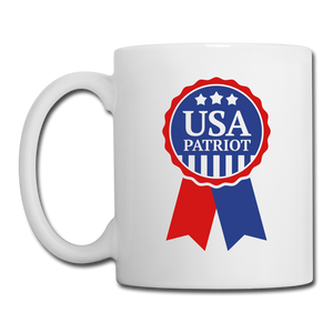 USA Patriot Mug - The Fugly Mug Company