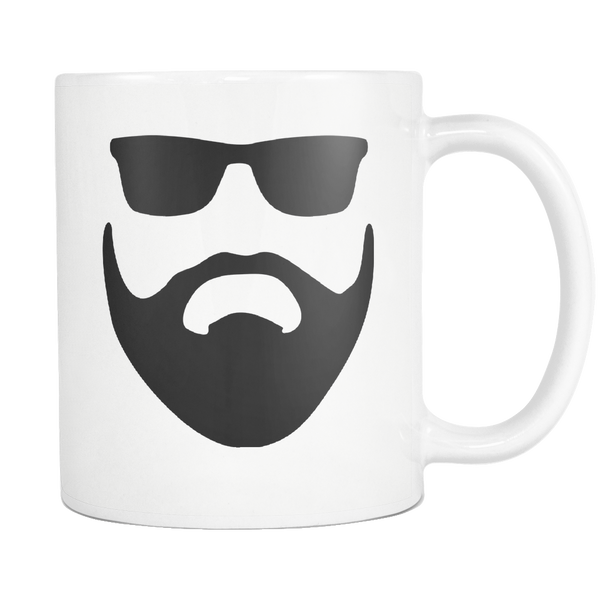 Beard Mugs - The Fugly Mug Company