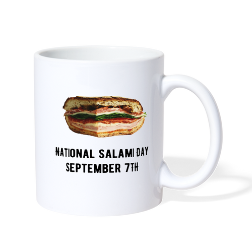 National Salami Day - The Fugly Mug Company