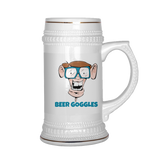 Beer Googles Beer Stein - The Fugly Mug Company