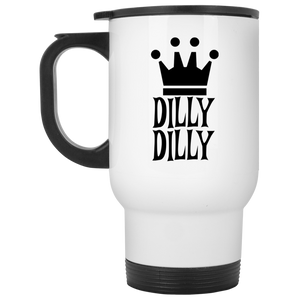 Dilly DillyTravel Mug - The Fugly Mug Company