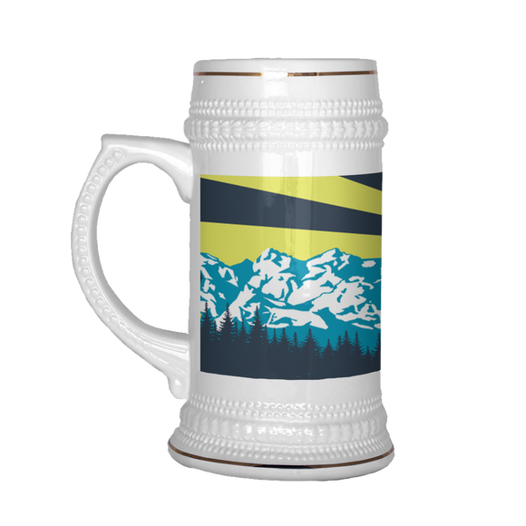Colorado Beer Steins 2018 - The Fugly Mug Company