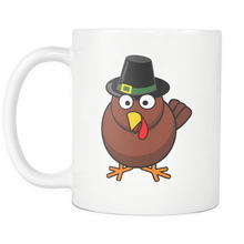 Load image into Gallery viewer, Mister Turkey Mug - The Fugly Mug Company