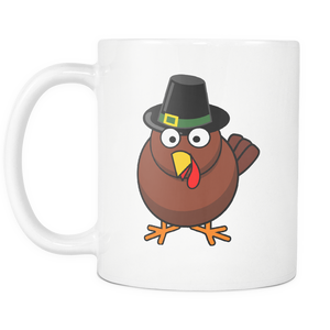Mister Turkey Mug - The Fugly Mug Company