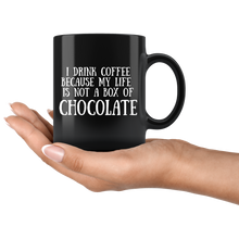Load image into Gallery viewer, Box of Chocolates Mug - The Fugly Mug Company