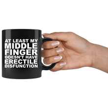 Load image into Gallery viewer, Middle Finger Mug - The Fugly Mug Company