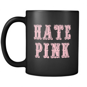 Hate Pink Mug - The Fugly Mug Company