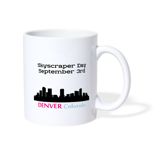 Celebrate Skyscraper Day - The Fugly Mug Company