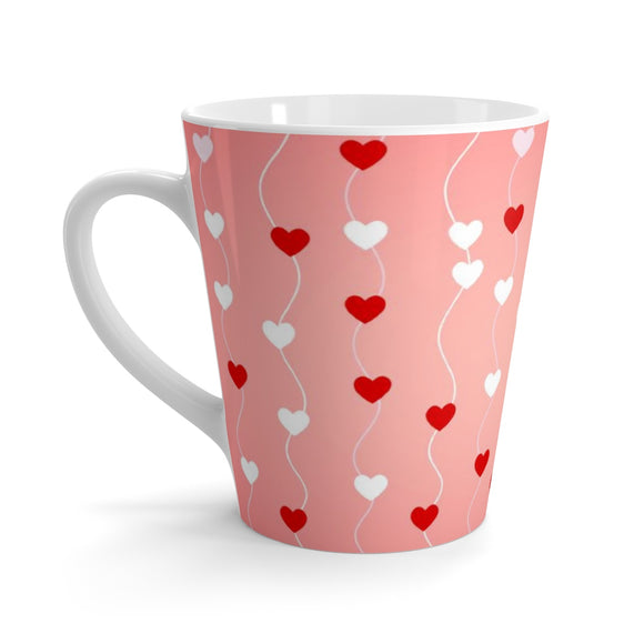 Latte Means Love Mug - The Fugly Mug Company