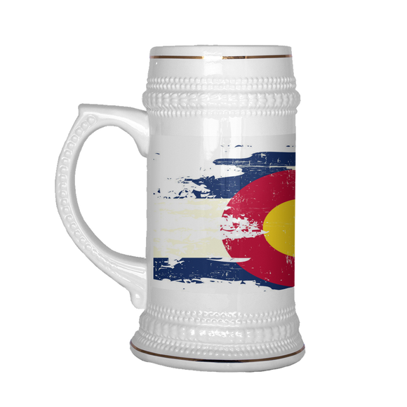Colorado Beer Steins 2017 - The Fugly Mug Company