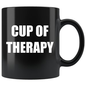 Cup of Therapy Mug - The Fugly Mug Company